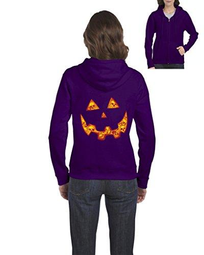 Mom's Favorite Halloween Hoodie Halloween Pumpkin Face Costume Party Gift Womens Sweaters Zip Up