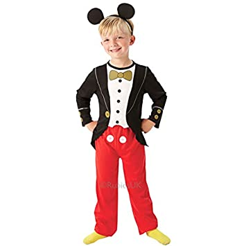 Mickey Mouse smoking - traje de niño: Amazon.es: Juguetes y ...