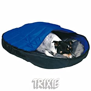 trixie small sleeping bag bed co uk pet supplies