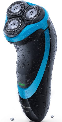Philips AT750 AquaTouch Wet & Dry Shaver