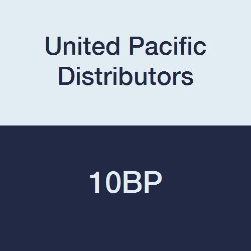 United Pacific Distributors 10BP Polypropylene Female Coupler x Male NPT 1 1
