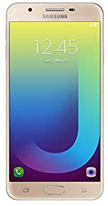 Samsung Galaxy J7 Prime Factory Unlocked Phone Dual Sim - 16GB (Pure Gold)