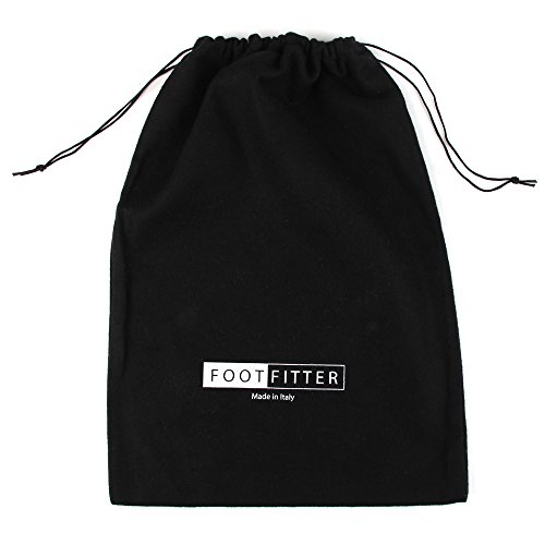 FootFitter Italian Flannel Cotton Shoe Bag, 10'' x 15'' - 4 Pack! by FootFitter (Image #1)