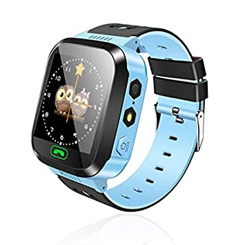OUYAWEI Smart Watch Reloj Inteligente Multifuncional para ...