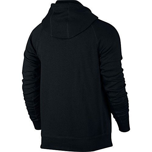 Nike Mens Jordan Flight Full Zip Hooded Sweatshirt