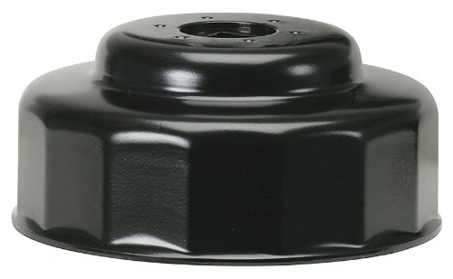 KS Tools, 150.9325, Chiave filtro olio 3/8 di pollice, 76-14 4042146021606