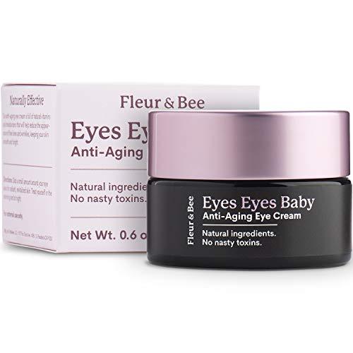 Natural Eye Cream Moisturizer Dermatologist