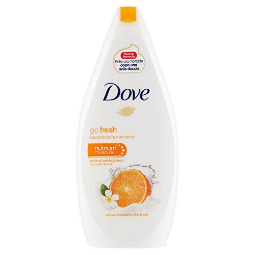 Dove Go Fresh Revitalize With Mandarin & Tiare Scent Body Wash 500 Ml