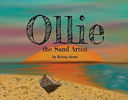 Ollie the Sand Artist