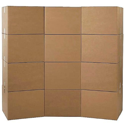 Large Moving Boxes (12-Pack) - Brand: Cheap Cheap Moving Boxes