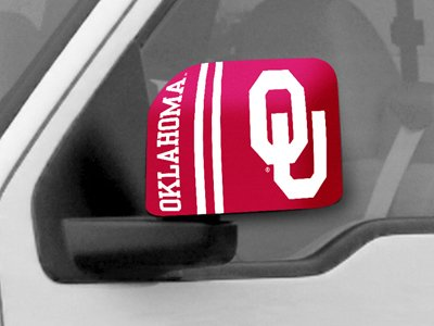 Fanmats University of Oklahoma Large Mirror Cover Size=6''x9'' NCAA School -12047 by FANMAT