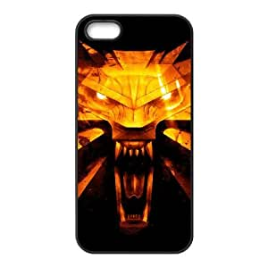 The Witcher3 Wild Hunt iPhone 4 4s Cell Phone Case Black xlb-072463