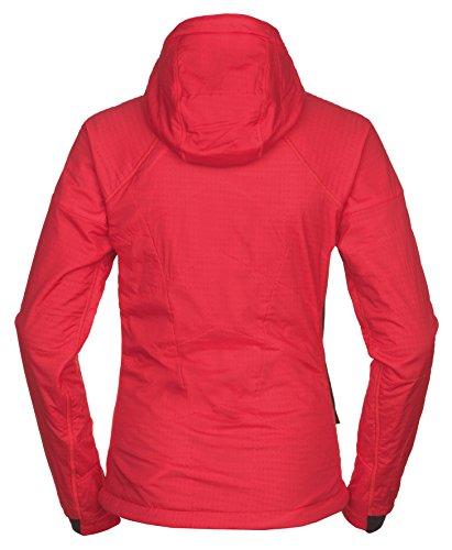 Rosso Giacca Bormio Donna modello Flame VAUDE IAqwZTpZ