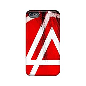 Excellent Hard Cell-phone Case For Iphone 6plus With Unique Design Trendy Linkin Park Series DannyLCHEUNG