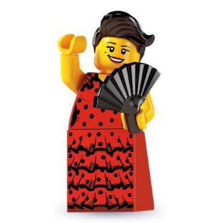 Flamenco Series - Lego Series 6