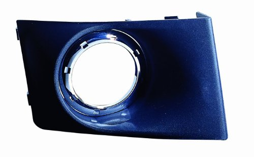 OE Replacement Ford Focus Driver Side Fog Light Cover (Partslink Number FO2598101) (Oe Replacement Fog Lamp)