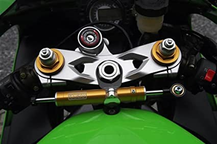 Kawasaki ZX6R 2005 - 2006 Toby Estabilizador Amortiguador de ...