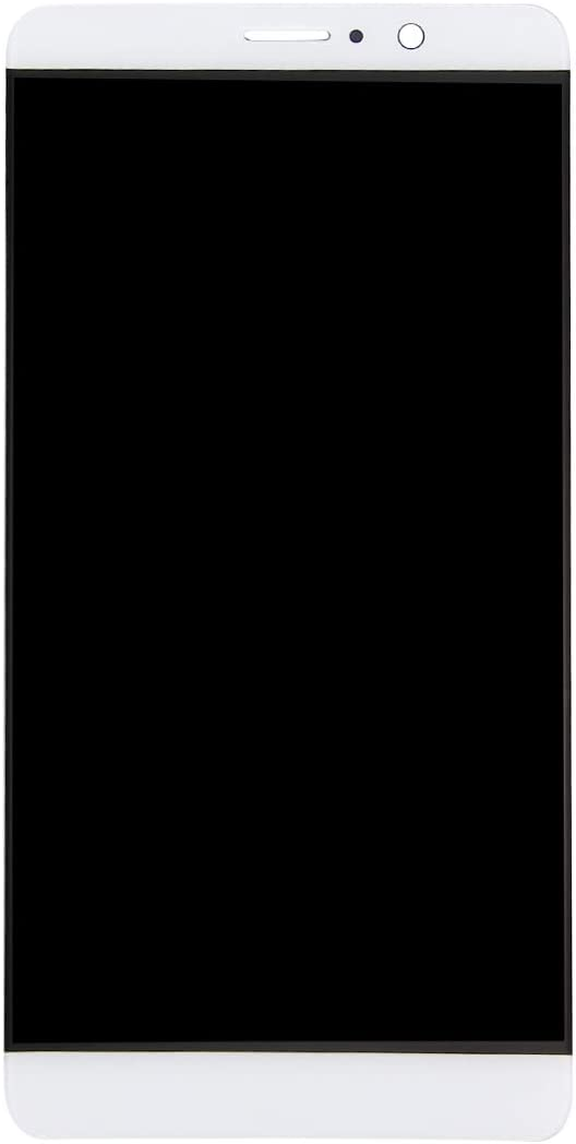 Black YANGJ for Huawei Mate 9 LCD Screen and Digitizer Full Assembly Color : Gold