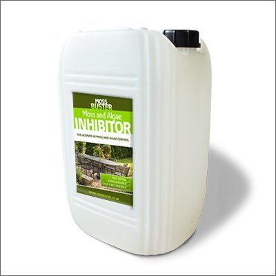 Moss Terminator: Moss and Algae Inhibitor 20 litre - Moss Killer and Preventor