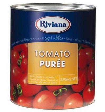 Riviana Foods Tomato Puree 2 95kg