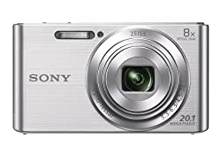 Image of the product Sony DSCW830 201 MP that is listed on the catalogue brand of Sony. It is scored with a 4.4 over 5.