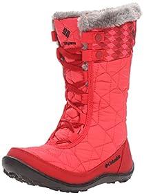 Columbia Youth Minx Mid II Waterproof Omni-Heat-K Snow Boot