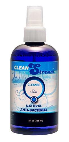Cleanstream Natural Toy Cleaner, 8 Fl Oz Spray Bottle
