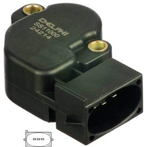 DELPHI Throttle Position Sensor SS11000-12B1: