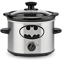 DC Batman 2-Quart Slow Cooker