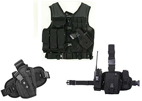 ultimate arms gear tactical vest - 6