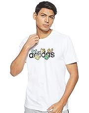 adidas Men's Pokemon Pixeled T-Shirt, (/Black), X-Large