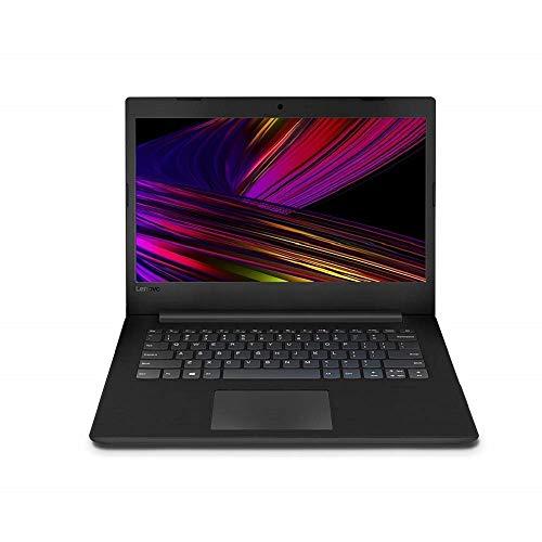 Lenovo V145-AMD-A6 15.6 inch HD Thin and Light Laptop (4GB RAM/ 1TB HDD/ DOS/ with DVD Writer/ Black/ 2.1 kg), 81MT0034IH