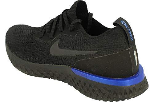 Hombre Blue Para Nike 004 Zapatillas Racer De Flyknit Epic React Deporte Black vvwp10q
