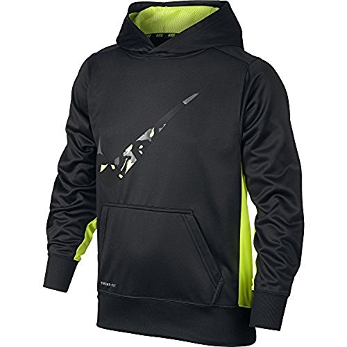 Boy's Nike KO 3.0 Swoosh Over The Head Training Hoodie XL