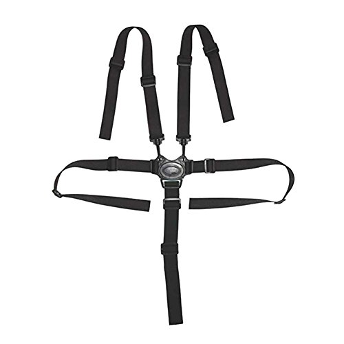 Price comparison product image MiyaSudy Universal 5 Point Harness Belts High Chair Harness Baby Safe Belt Holder Replacement for Stroller High Chair Pram Buggy Children Kid Pushchair