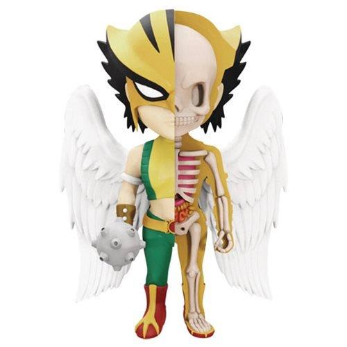 Hawkgirl Mask (Hawkgirl XXRAY 4-Inch Vinyl Figure)