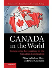 Canada in the World: Comparative Perspectives on the Canadian Constitution