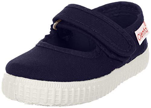 Cienta girls Mary Jane Shoe, Navy, 20 M EU / 4 M US Toddler