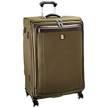 Travelpro Platinum Magna 2 29 Inch Express Spinner Suiter, Olive, One Size