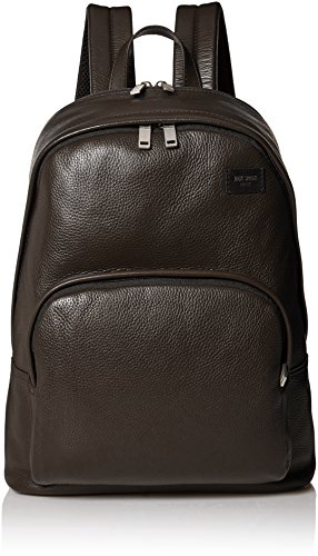 Jack Spade Men's Pebble Leather Bookpack