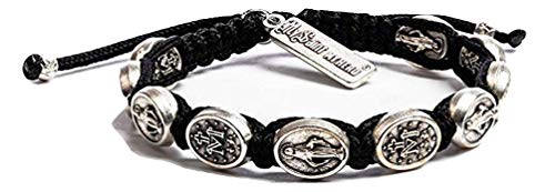 My Saint My Hero Miraculous Blessing Bracelet - -