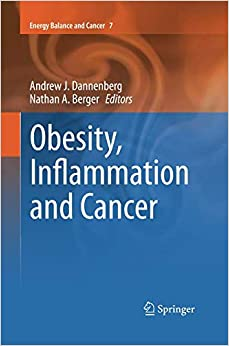 Obesity, Inflammation And Cancer por Andrew J. Dannenberg epub