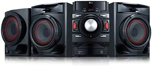 LG CM4590 XBOOM Bluetooth System product image
