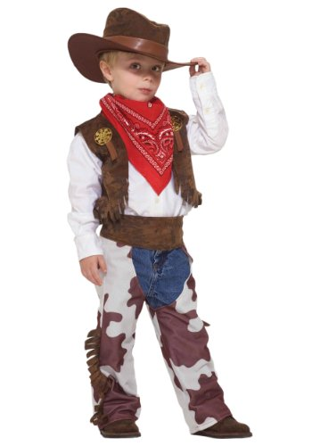 Cowboy Costume 18/24 Months