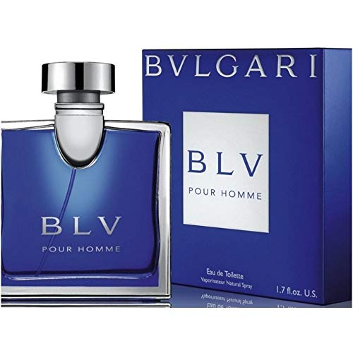 - Blv Pour Homme Fragrance By Bvlgari Men 1.7 Oz Edt Cologne Spray