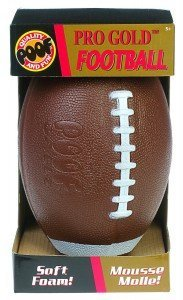 POOF Pro Gold Football from POOF