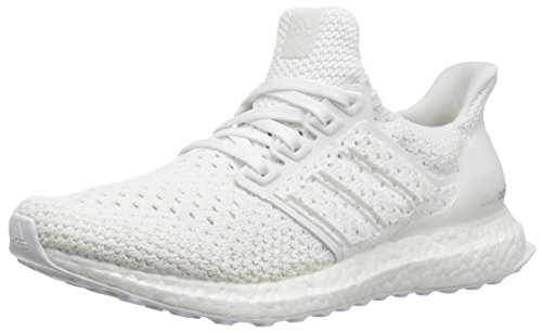 Buy now adidas Men's Ultraboost Clima, White/White/Brown, 11 M