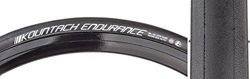 [Kenda Kountach Endurance E1 Kountach Enduroance 700x28 Bk/bk/r2c/e1 Fold] (Gap Belted Belt)