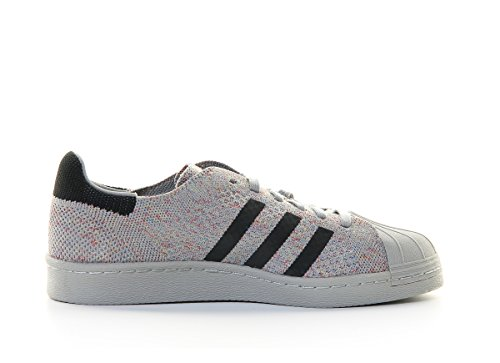 Sneakers Adidas Tecnico Grigio 80s Tessuto Primeknit Uomo Superstar OYqZAwYg7