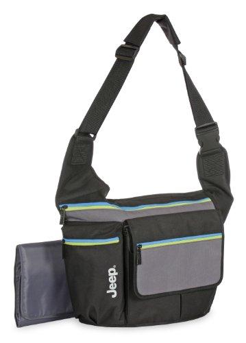 Jeep Messenger Diaper Bag, Baby & Kids Zone